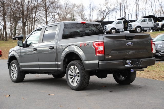 2018 F-150 SuperCrew Cab 4x4,  Pickup #T18428 - photo 2