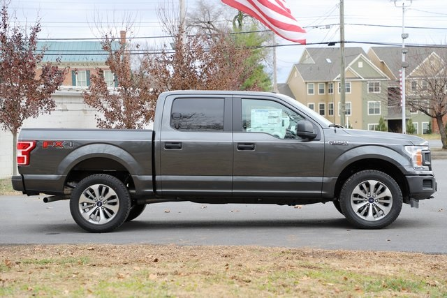 2018 F-150 SuperCrew Cab 4x4,  Pickup #T18428 - photo 5