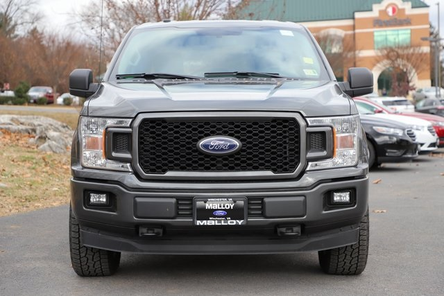 2018 F-150 SuperCrew Cab 4x4,  Pickup #T18428 - photo 6
