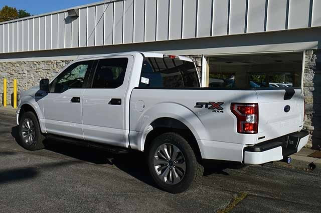 2018 F-150 Crew Cab 4x4, Pickup #T1858 - photo 4