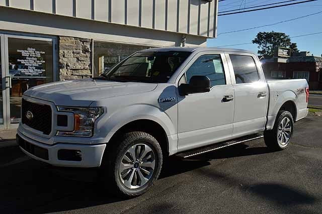 2018 F-150 Crew Cab 4x4, Pickup #T1858 - photo 5