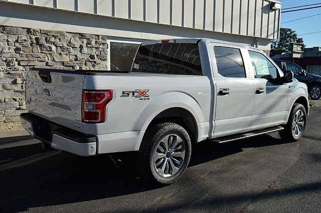 2018 F-150 Crew Cab 4x4, Pickup #T1858 - photo 2