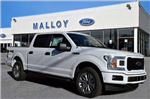 2018 F-150 Crew Cab 4x4, Pickup #T1858 - photo 1