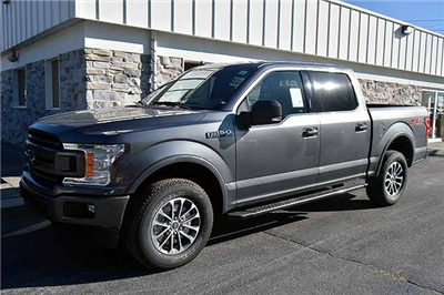 2018 F-150 SuperCrew Cab 4x4, Pickup #T1859 - photo 4