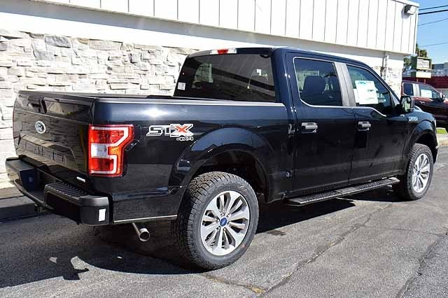 2018 F-150 Crew Cab 4x4, Pickup #T1870 - photo 2