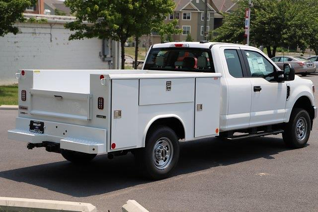 2021 Ford F-250 Super Cab 4x4, 8FT Reading Service Body  #T2159 - photo 1