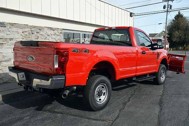2017 F-250 Regular Cab 4x4, Ford Pickup #T27105 - photo 2