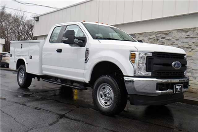 2018 F-250 Super Cab 4x4,  Knapheide Standard Service Body #T2835 - photo 5