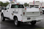 2018 F-250 Regular Cab 4x4,  Reading Classic II Steel Service Body #T2875 - photo 2