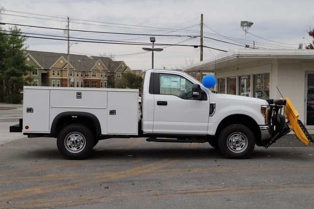 2019 F-250 Regular Cab 4x4,  Monroe Service Body #T2907 - photo 7
