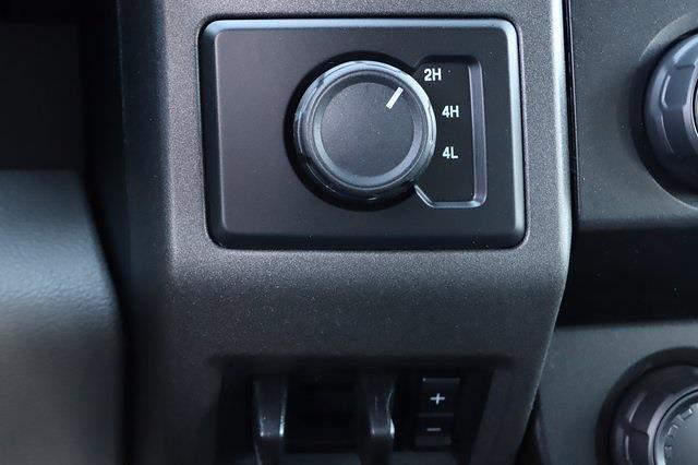 2021 Ford F-450 Super Cab DRW 4x4, 11FT Knapheide KUV service body  #T3112 - photo 33