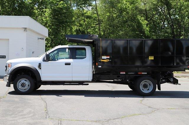 2021 Ford F-450 Super Cab DRW 4x4, Cab Chassis #T3134 - photo 3