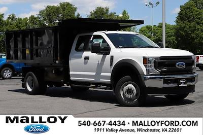 2021 Ford F-450 Super Cab DRW 4x4, Cab Chassis #T3134 - photo 1