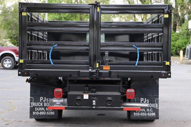 2021 Ford F-350 Regular Cab DRW 4x2, PJ's Stake Bed #T3138 - photo 4