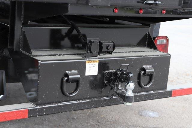 2021 Ford F-350 Regular Cab DRW 4x2, PJ's Stake Bed #T3138 - photo 9
