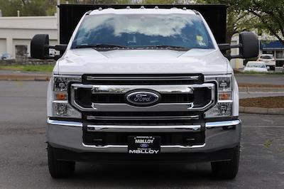 2021 Ford F-350 Regular Cab DRW 4x2, PJ's Stake Bed #T3138 - photo 6