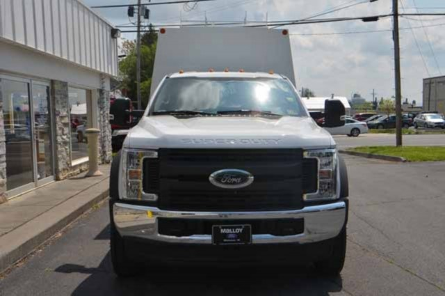 2018 F-450 Super Cab DRW 4x4,  Reading Panel and Tapered Panel Body Service Utility Van #T3829 - photo 9