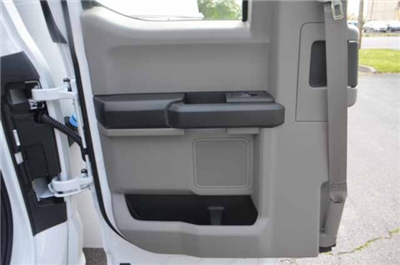 2018 F-450 Super Cab DRW 4x4,  Reading Panel and Tapered Panel Body Service Utility Van #T3829 - photo 16