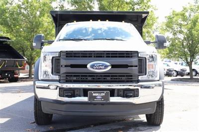 2018 F-450 Crew Cab DRW 4x4,  Freedom Canyon Landscape Dump #T3835 - photo 8