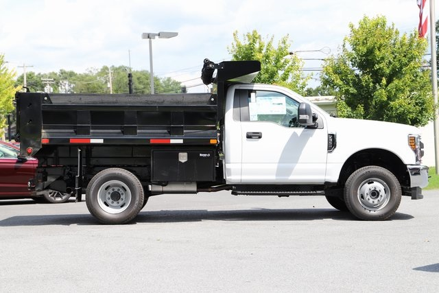 2018 F-350 Regular Cab DRW 4x4,  Godwin Manufacturing Co. 184U Dump Body #T3857 - photo 6