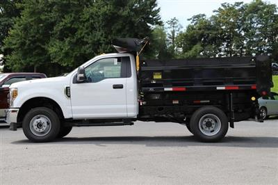 2018 F-350 Regular Cab DRW 4x4,  Godwin Manufacturing Co. 184U Dump Body #T3857 - photo 3