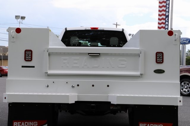 2018 F-350 Crew Cab DRW 4x4,  Reading Service Body #T3861 - photo 5