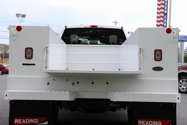 2018 F-350 Crew Cab DRW 4x4,  Reading Service Body #T3861 - photo 6