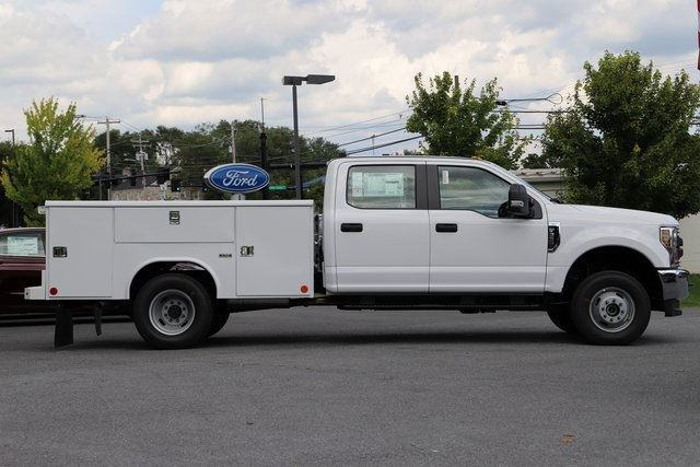 2018 F-350 Crew Cab DRW 4x4,  Reading Service Body #T3861 - photo 8