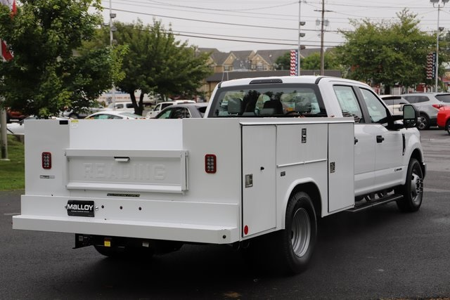 2018 F-350 Crew Cab DRW 4x2,  Reading Service Body #T3863 - photo 2