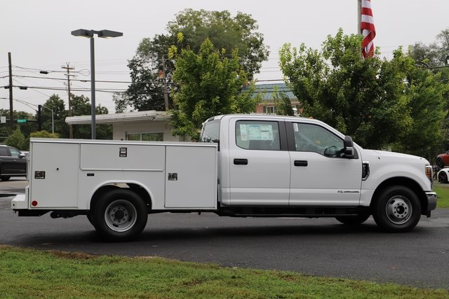 2018 F-350 Crew Cab DRW 4x2,  Reading Service Body #T3863 - photo 5