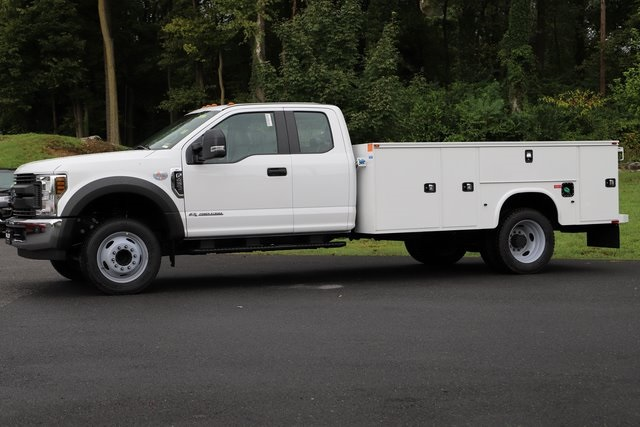 2018 F-450 Super Cab DRW 4x2,  Knapheide Service Body #T3866 - photo 3