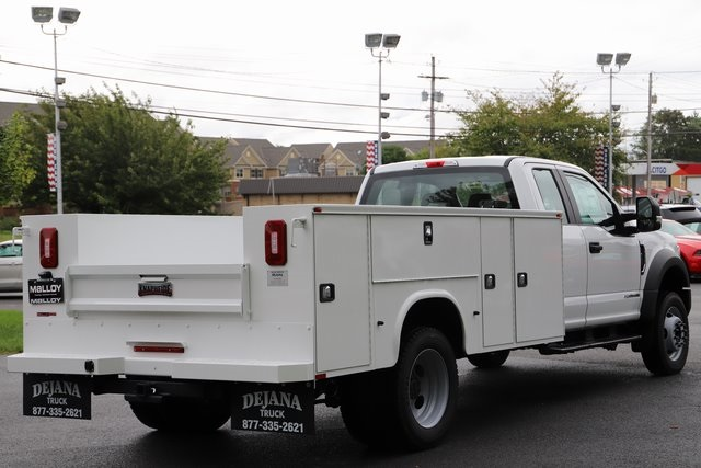 2018 F-450 Super Cab DRW 4x2,  Knapheide Service Body #T3866 - photo 2