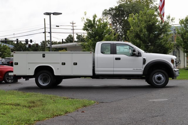 2018 F-450 Super Cab DRW 4x2,  Knapheide Service Body #T3866 - photo 8