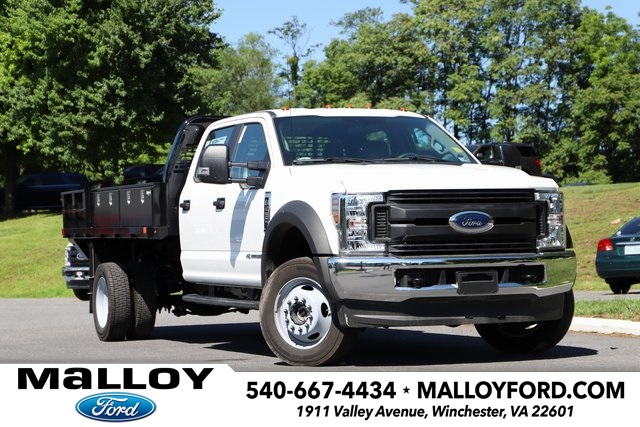 2019 FORD F-450 CREW CAB CHASSIS TRUCK #635020