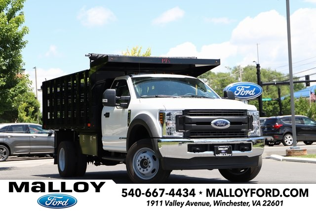 NEW 2019 FORD F-450 XL REGULAR CAB CHASSIS TRUCK #638429