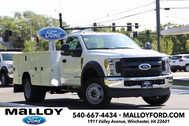 2019 FORD F-450 REGULAR CAB CHASSIS TRUCK #645833