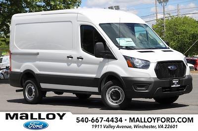 2021 Ford Transit 250 Medium Roof 4x2, Empty Cargo Van #T4107 - photo 1