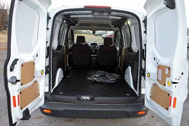 2017 Transit Connect, Cargo Van #T4725 - photo 2