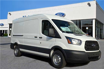 2018 Transit 150 Med Roof,  Empty Cargo Van #T4802 - photo 1