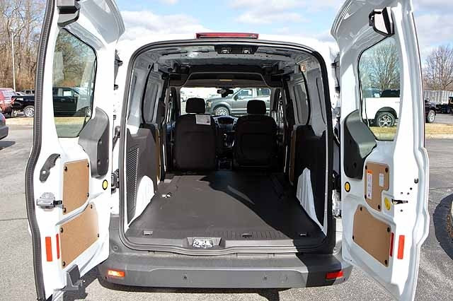 2018 Transit Connect,  Empty Cargo Van #T4805 - photo 2