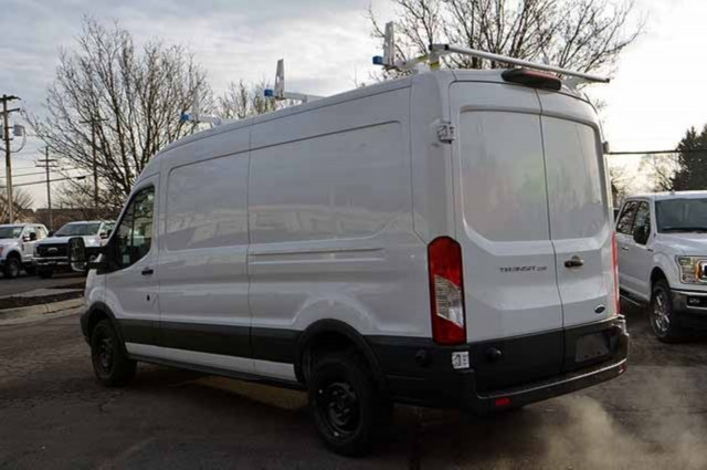2018 Transit 250 Med Roof 4x2,  Adrian Steel Upfitted Cargo Van #T4807 - photo 4