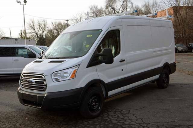 2018 Transit 250 Med Roof 4x2,  Adrian Steel Upfitted Cargo Van #T4807 - photo 5