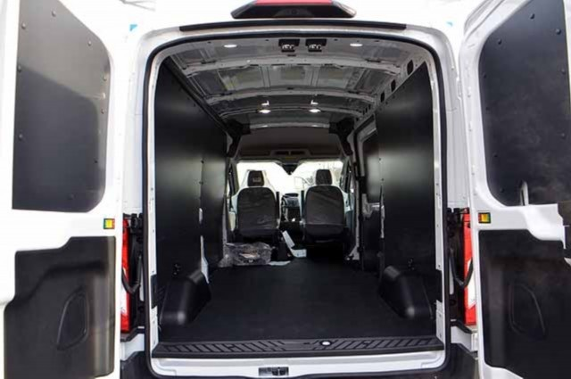 2018 Transit 250 Med Roof 4x2,  Adrian Steel Upfitted Cargo Van #T4807 - photo 2