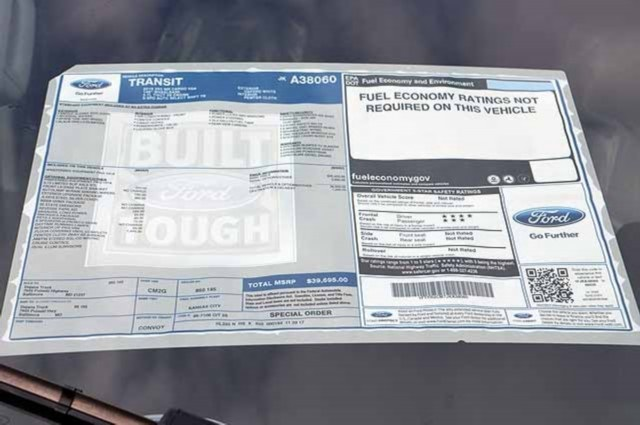 2018 Transit 250 Med Roof 4x2,  Adrian Steel Upfitted Cargo Van #T4807 - photo 21