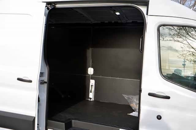 2018 Transit 250 Med Roof,  Adrian Steel Upfitted Cargo Van #T4807 - photo 9