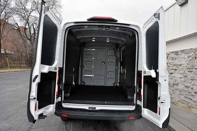 2018 Transit 250 Medium Roof, Sortimo Van Upfit #T4809 - photo 2