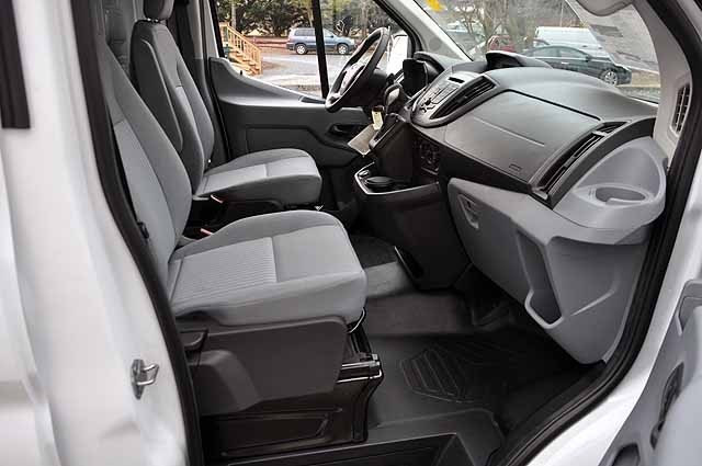 2018 Transit 250 Medium Roof, Sortimo Van Upfit #T4809 - photo 14