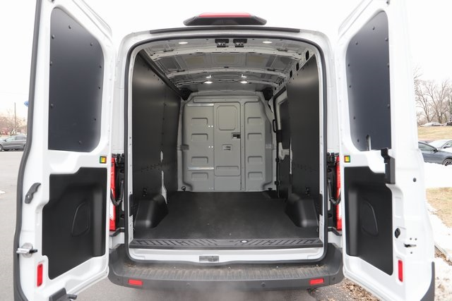 2018 Transit 250 Med Roof 4x2,  Empty Cargo Van #T4809 - photo 12