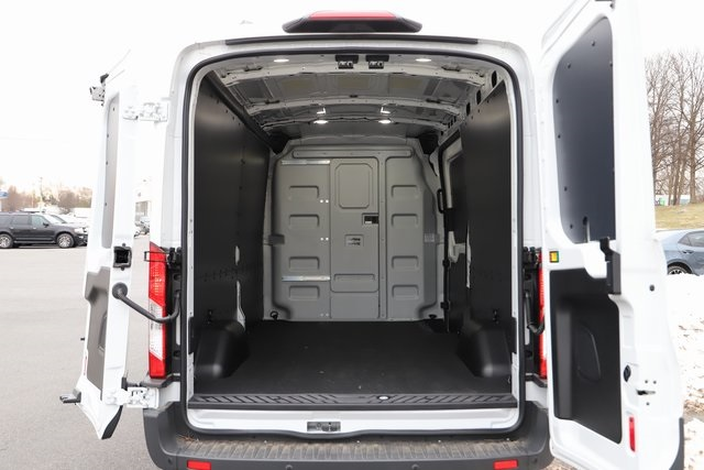 2018 Transit 250 Med Roof 4x2,  Empty Cargo Van #T4809 - photo 13