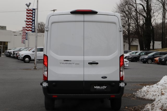 2018 Transit 250 Med Roof 4x2,  Empty Cargo Van #T4809 - photo 5
